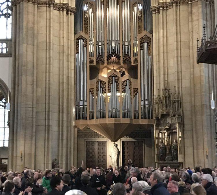 Orgelführung– (nicht nur) für Kinder