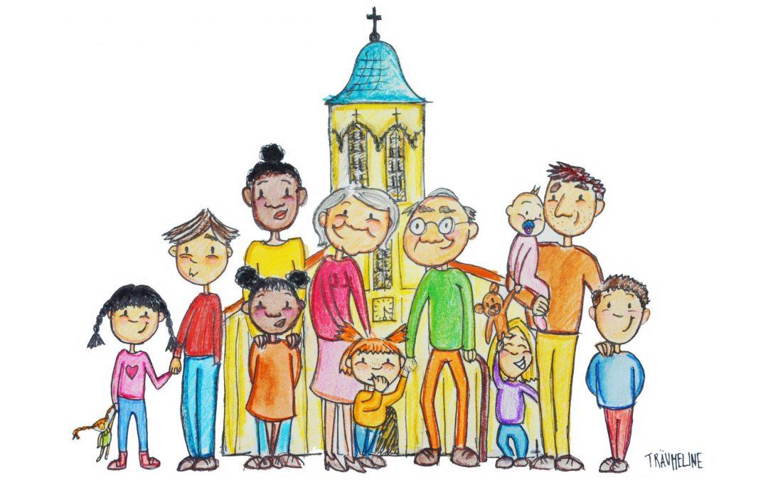 Familiengottesdienst in der Fastenzeit