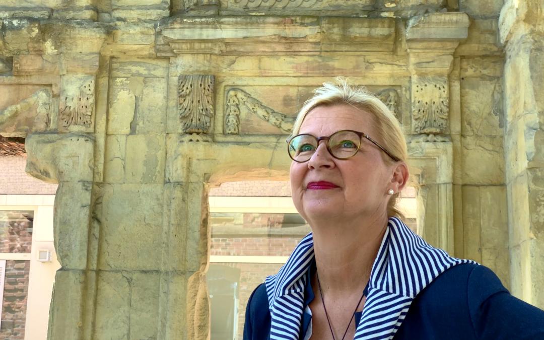 Folge 02: Barbara Nieß … ist Sankt Lamberti.