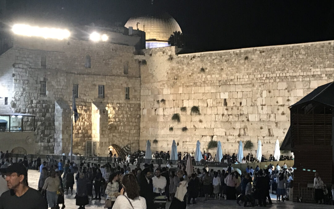 Israel – Jordanienfahrt 2022
