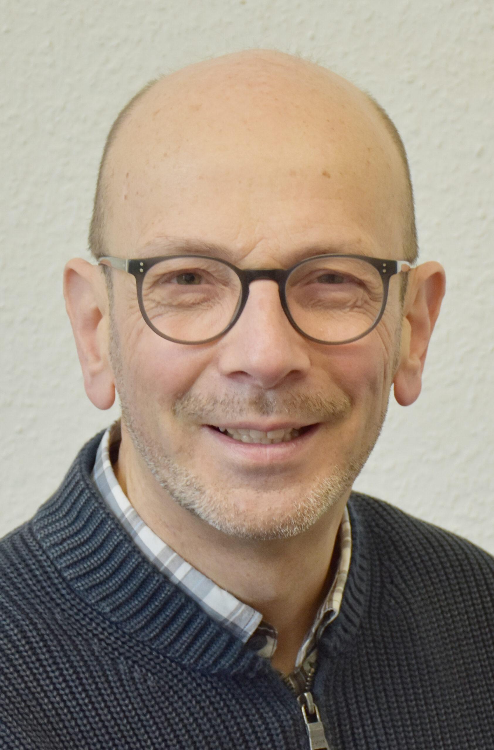 Pfarrer Clemens Kreiss